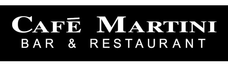 Cafe Martinis